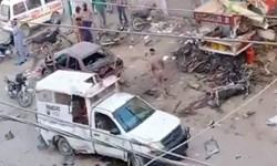 انفجار در کراچی با 1 کشته و 8 زخمی