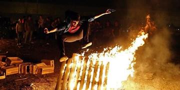 مصدومیت ۷۹ نفر در چهارشنبهٔ پایان سال در استان قزوین