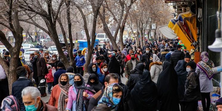 کرونا تهران را نارنجی کرد/افزایش مراجعان سرپایی کرونایی به مراکز درمانی