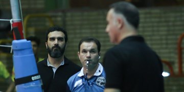 مربی تیم قهرمان، گزینه مسئولان تیم والیبال شهرداری ارومیه