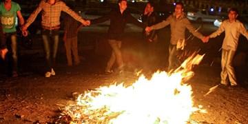 حوادث چهارشنبهسوری موجب مصدومیت ۸ شهروند قروهای شد