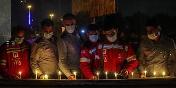 آتشنشانی زنجان برای شبهای قدر آمادهباش داد