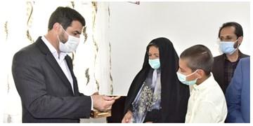 افتتاح ۲۵۰۰ واحد مسکن محرومین در روستای «فدشک» خراسانجنوبی