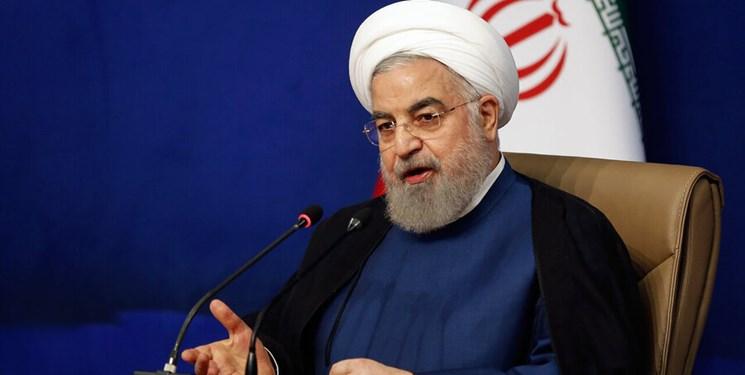 روحانی: رشد اقتصادی ایران مثبت 2 درصد است/ نباید به خاطر انتخابات مشکلات را چند برابر نشان دهیم
