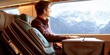 بلیط قطار رجا را آنلاین بخرید و آنلاین استرداد کنید