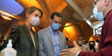 ۹ روز پس از ابتلا به کرونا دمشق از بهبود رئیسجمهور سوریه و همسرش خبر داد