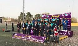 شهرداری سیرجان  اولین نماینده ایران در فوتبال بانوان در قهرمانی باشگاه های آسیا