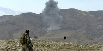 آمریکا به مواضع طالبان در جنوب افغانستان حمله کرد