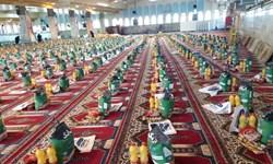 توزیع دو هزار بسته کمکمعیشتی در مرودشت