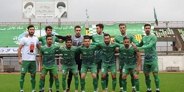 جدال تیمهای پایین جدولی لیگ آزادگان/تساوی چوکا تالش و خیبر خرمآباد