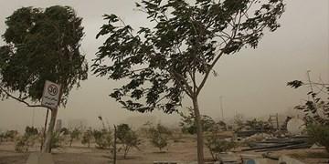 باد و گردوخاک در ۱۸ استان/ اهواز داغترین شهر کشور