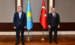 مقام قزاق: ترکیه شریک مهم و استراتژیک قزاقستان در اوراسیا است