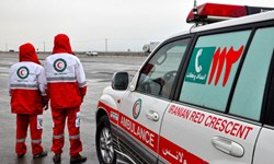 امدادرسانی به 61 حادثهدیده در طرح نوروزی هلال احمر چهارمحال و بختیاری