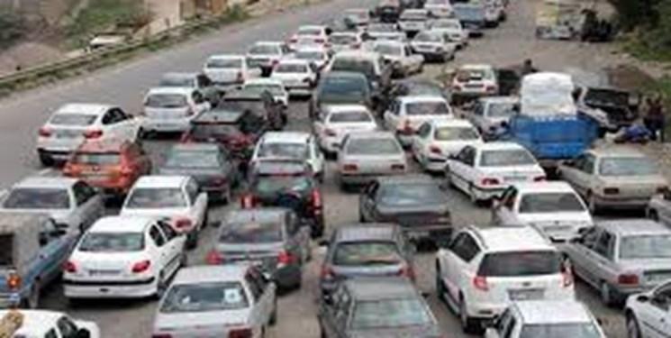 ترافیک سنگین در کندوان و تردد روان در هراز/ مردم از سفرهای غیرضروری خودداری کنند