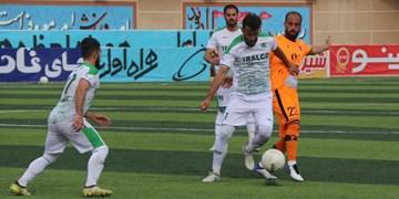هفته هجدهم لیگ برتر|برد شیرین آلومینیوم اراک در بازی بیرون از خانه مقابل مسرفسنجان
