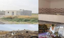 خبر خوب تحویل یک خانه به خانوادهای نیازمند در روستای فقیر قاسم هامون