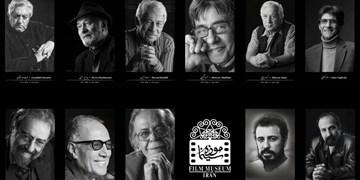 استقبال از ۱۴۰۰ با نمایشگاه هنری «نوروز»/ عکس هنرمندان سینمای ایران روی دیوار رفت