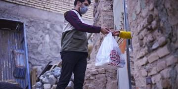 گزارش تصویری | «شیرینی لبخند» بر لبان محرومین بیرجند