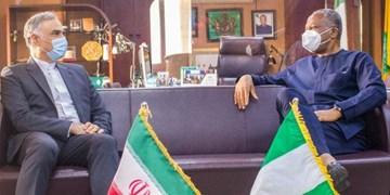 تأکید وزیر امور خارجه نیجریه بر گسترش همه جانبه مناسبات با ایران