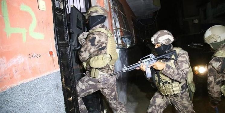 بازداشت ۳۵ نفر در ترکیه از جمله ۳ عضو ارشد یک حزب