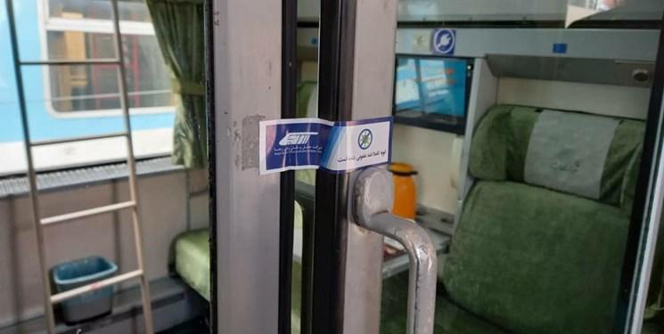 پلمب کوپههای قطار / پلمب اتاقهای هتلها پس از ضدعفونی