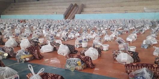 در آستانه سال نو؛ هدیه وزارت تعاون، کار و رفاه اجتماعی به مردم زلزلهزده سیسخت+تصاویر