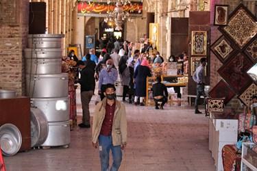 بازار کرمان در آستانه سال نو