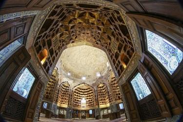 پایگاه جهانی شیخ صفیالدین اردبیلی در یک نگاه