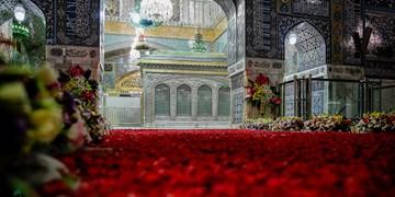 نوروز در حرم امام رضا آیینی به قدمت ۵۰۰ سال/ عیدی خدام و ایتام به روایت اسناد+عکس