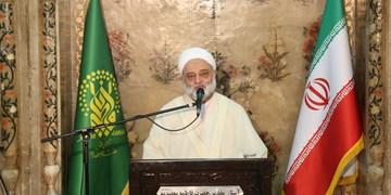 رضایت خداوند از بندگان «احسنالحال» حقیقی است/ دشمنان مشکلات ایران را بزرگنمایی میکنند