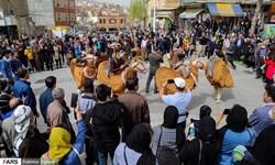 برگزاری نمایش سنتی ، آئینی