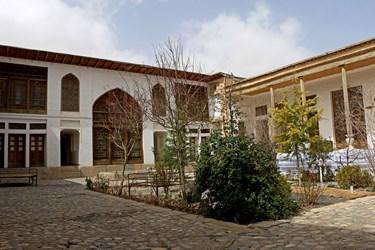 خانه آزاده چالشتر، قدیمیترین بنای مسکونی چهارمحال و بختیاری