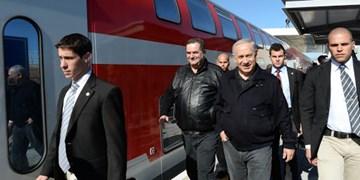 امارات و رژیم صهیونیستی در پی احداث راه آهن ابوظبی ـ حیفا
