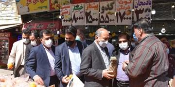 عدم درج قیمت بر روی اجناس نشانه تخلف است/برخورد و تشکیل پرونده برای چند مرکز فروش ماهی و میگو و مرغ در شیراز