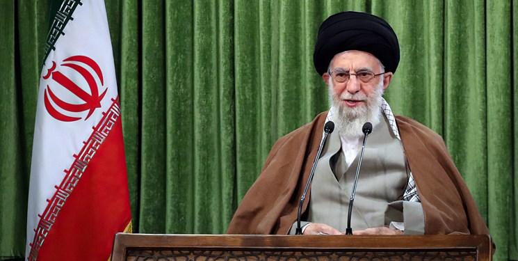 پیام رهبر انقلاب در پی حضور حماسی ملت ایران در انتخابات ۲۸ خرداد