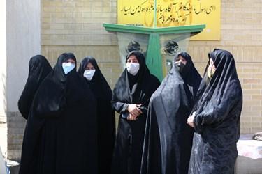 تشییع شهید مدافع امنیت در اصفهان