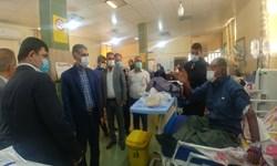 آغاز تزریق واکسن کرونا به بیماران خاص  در شهرستان بندر ماهشهر
