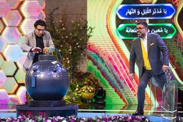 خنثیکردن بمب توسط یوسف تیموری در مسابقه تلویزیونی «سیم آخر»