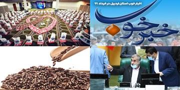 نگاهی به اخبار خوب اردبیل در خرداد ۹۹| از خرید ۴۲ خانه برای نیازمندان با کمک یک خیرتا افتتاح ۲۶ پروژه محرومیتزدایی