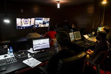 اتاق فرمان  مسابقه تلویزیونی «سیم آخر»