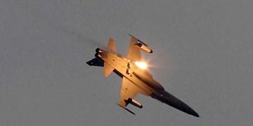 برخورد «جنگندههای آمریکایی» نیروی هوایی تایوان و سقوط به دریا