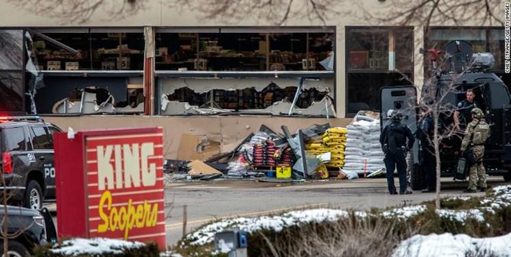 روز خونین آمریکا؛ ۱۰ نفر در تیراندازی «کلرادو» کشته شدند