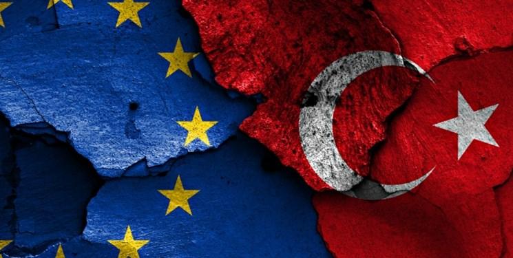 اتحادیه اروپا تحریم علیه ترکیه را بررسی میکند