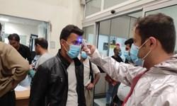 فعالیت داوطلبان هلال احمر نهاوند در مراکز بیمارستانی