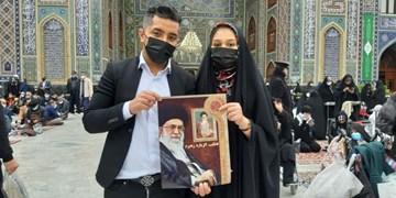 نایبالزیاره رهبرم/ هشتگی که ترند توییتر فارسی شد+تصاویر