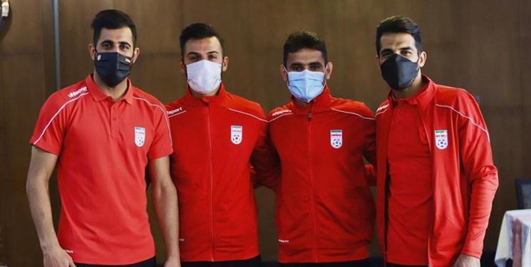 حضور ملی پوشان در هتل برای بازی با سوریه/آقای گل لیگ به اردوی تیم ملی اضافه شد
