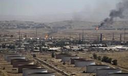 حمله راکتی به بزرگترین پایگاه نظامیان آمریکا در شمال شرق سوریه