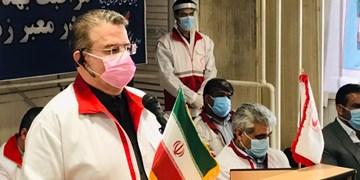 درخواست مدیرعامل هلال احمر خراسان رضوی برای تجهیز مرکز توانبخشی حاشیه شهر مشهد