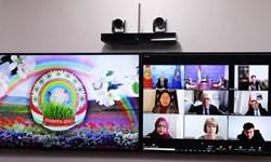 دیدار مقامات آسیای مرکزی، آذربایجان و انگلستان در ایام نوروز