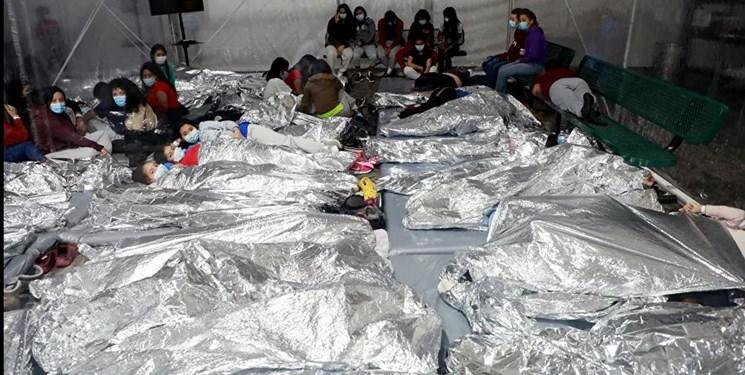 مکزیک: سیاستهای مهاجرتی بایدن به «بحران مرزی» منجر شده است